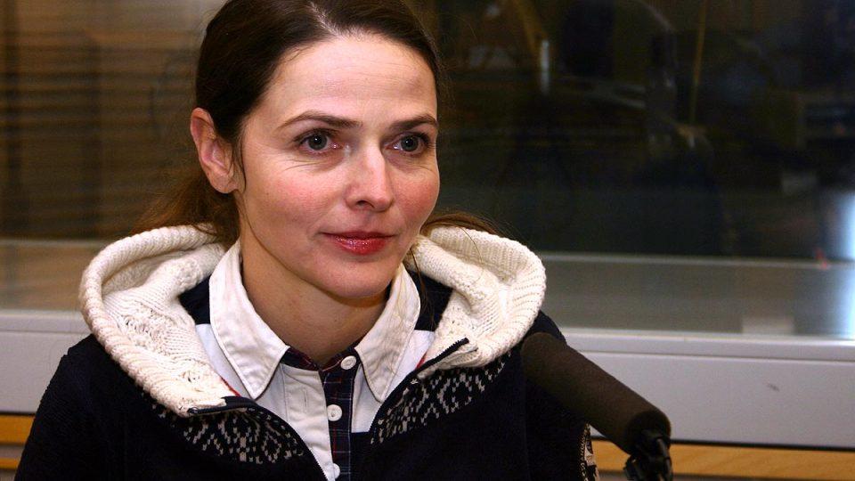 Petra Žikovská, ředitelka české pobočky Mezinárodní federace hudebního průmyslu