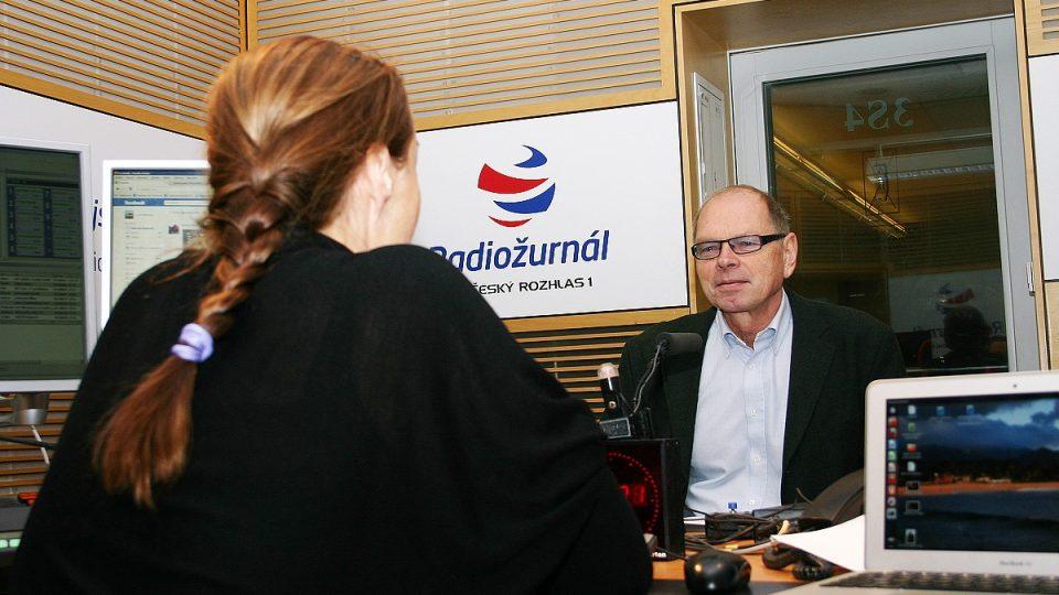 Ivan Pilný s Lucií Výbornou v rozhovoru o podnikání a investicích