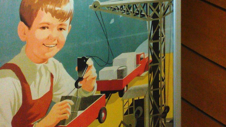 Výstavu hraček z období socialismu by organizátoři rádi předvedli i v jiných zemích, hlavně v České republice