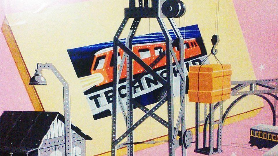 Plakát retrospektivní výstavy