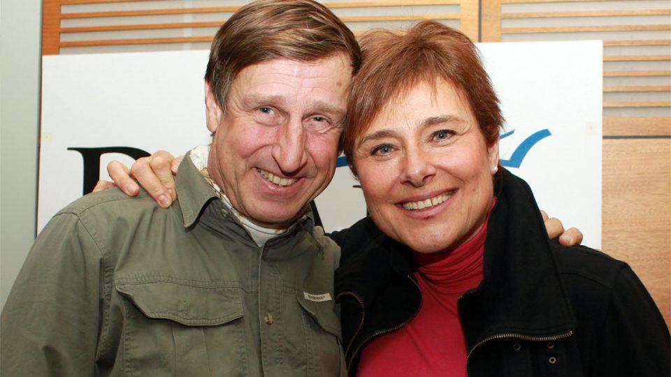 Václav Vydra a Marie Retková