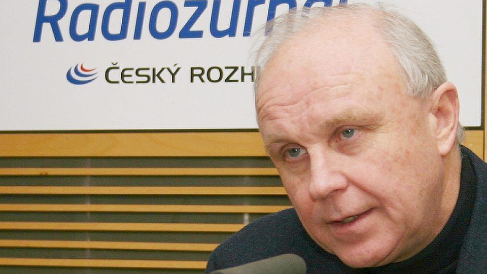 Jan Starý hostem Radiožurnálu