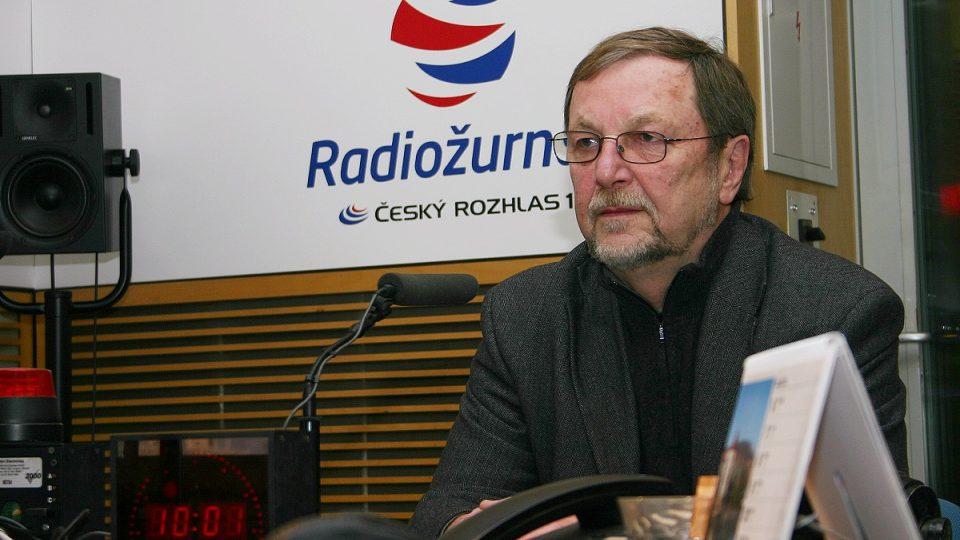 Klinický psycholog a sexuolog Slavomil Hubálek