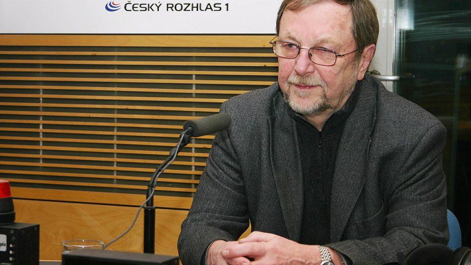Klinický psycholog a sexuolog Slavomil Hubálek je zároveň soudním znalcem v těchto oborech