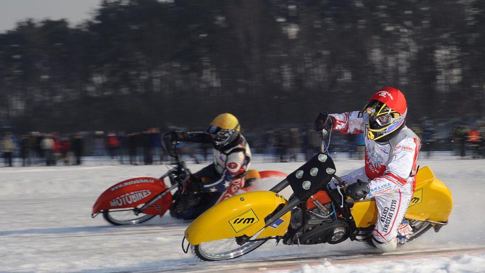 Miroslaw Daniszewski (s Josefem Kreuzbergerem skončili na 3. místě)