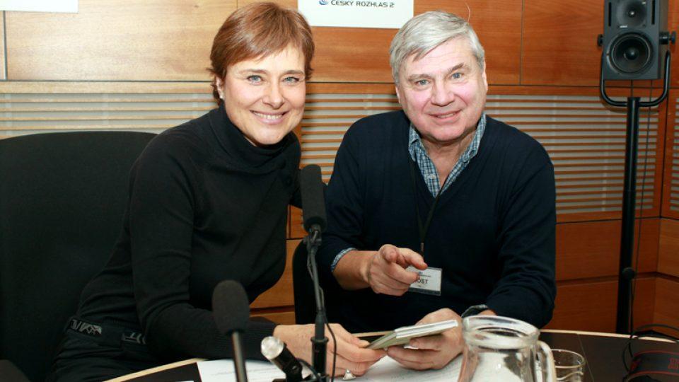Marie Retková a Jiří Slíva
