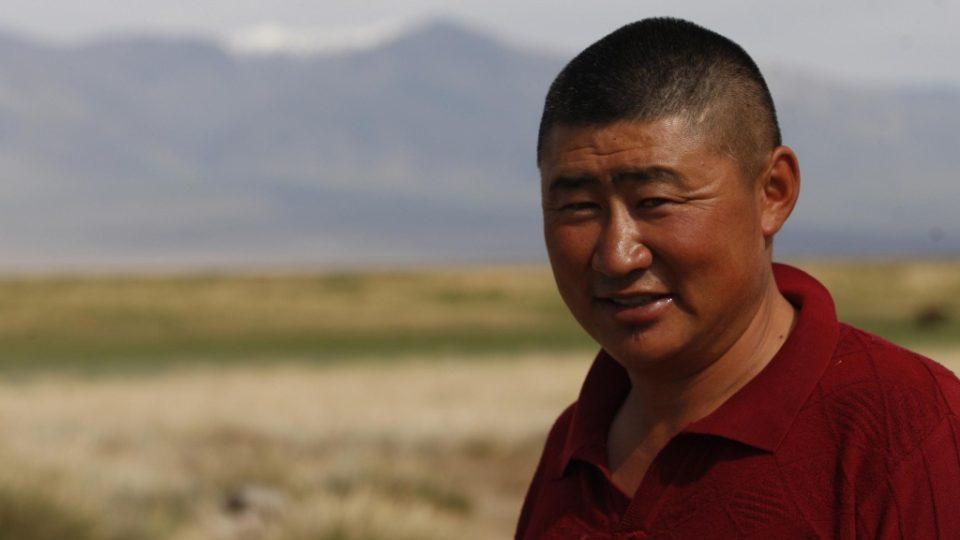 Pastevec Othi. Mongolové mají obvykle pouze  jedno jméno