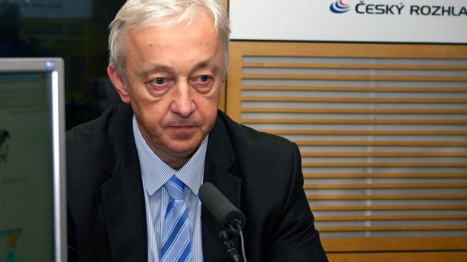 Jan Sváček mluvil o procesu jmenování ústavních soudců