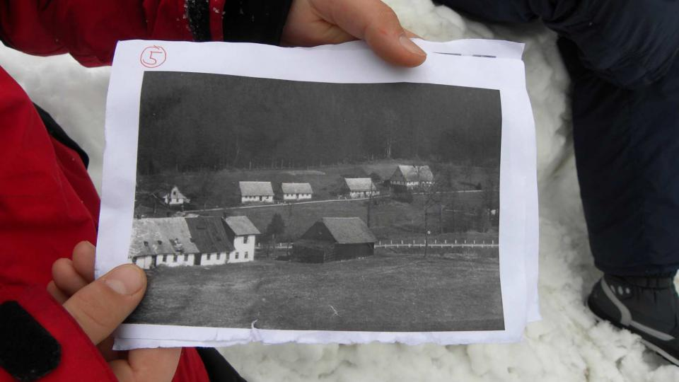 Hledání fotek v Horní Orlici