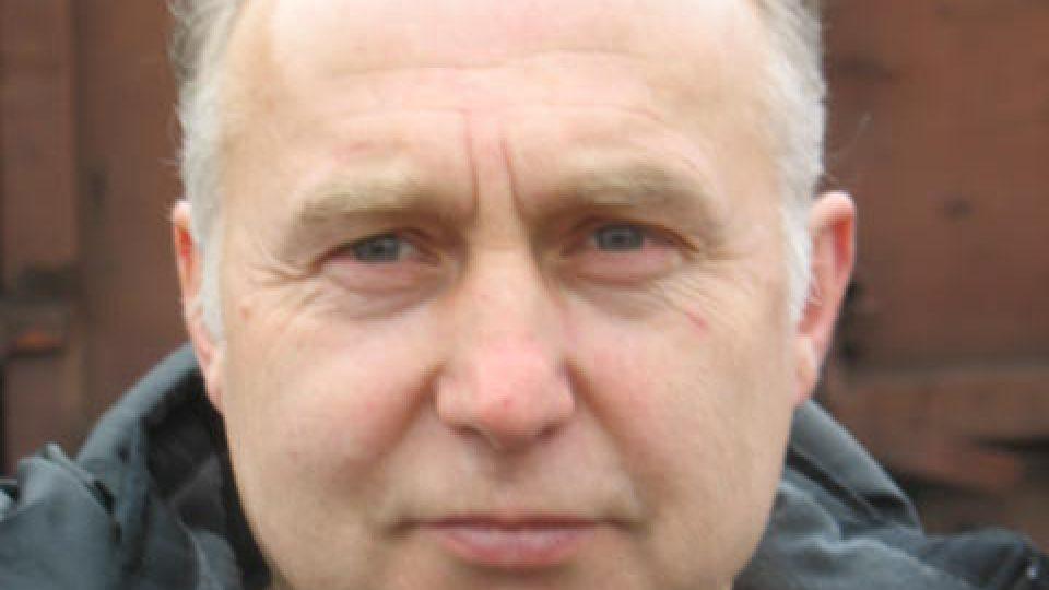 Jaroslav Pulz, vedoucí Provozní jednotky Nymburk Českých drah