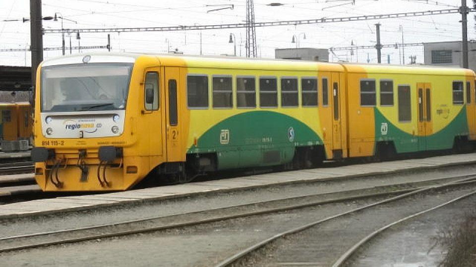 Vlak Regionova