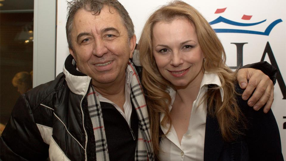 Fero Fenič a Martina Kociánová