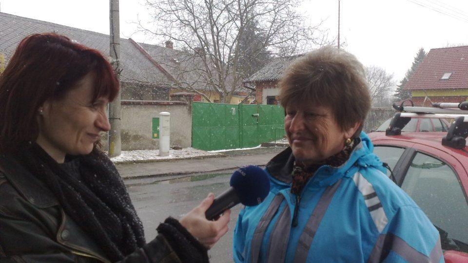 Mikina s překvapením - Kamila Ivanová s výherci