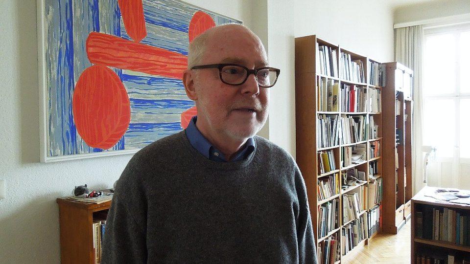 Kunsthistorik Ernst Busche napsal o zámku Bellevue knihu