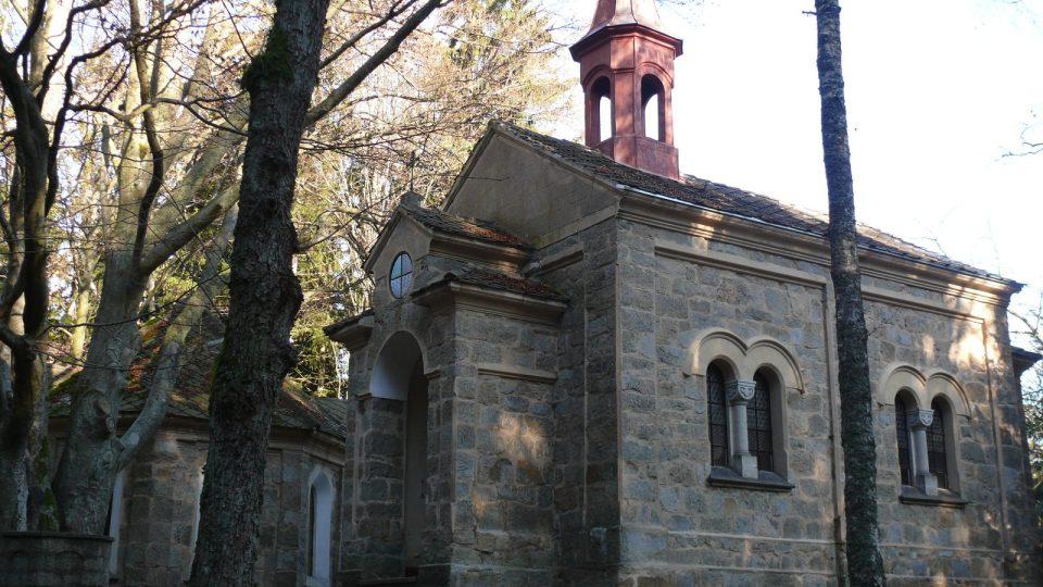 Kaple Panny Marie na poutní...