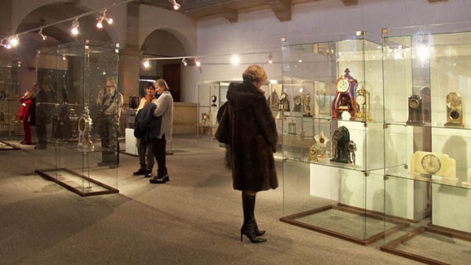 Muzeum nechali zbudovat místní občané a podnikatelé