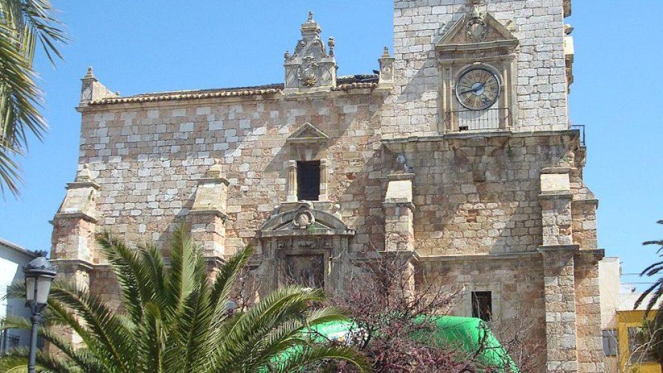 Kostel San Juan Evangelista