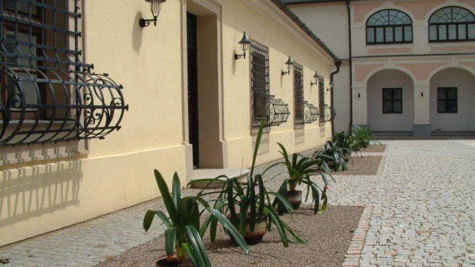 Horácká galerie sídlící v budově zámku v Novém Městě na Moravě představuje především díla nejvýznamnějších osobností regionálního umění