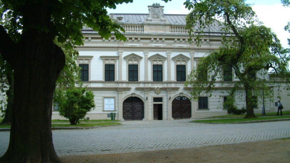 Novorenesanční podoba novoměstského zámku pochází až z druhé poloviny 19. století