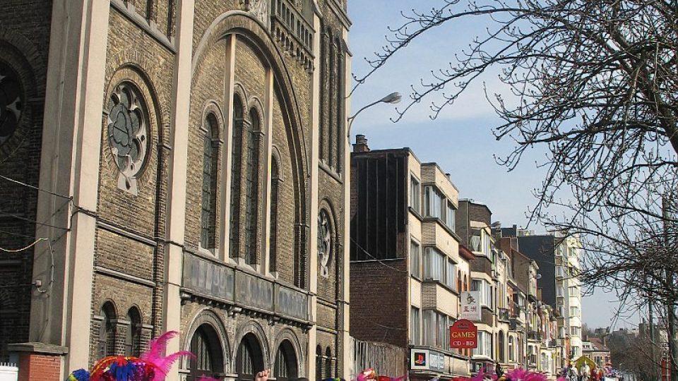 V belgickém městě to vypadá jako v Riu de Janeiru