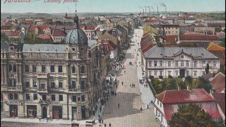 Třída Míru v roce 1910