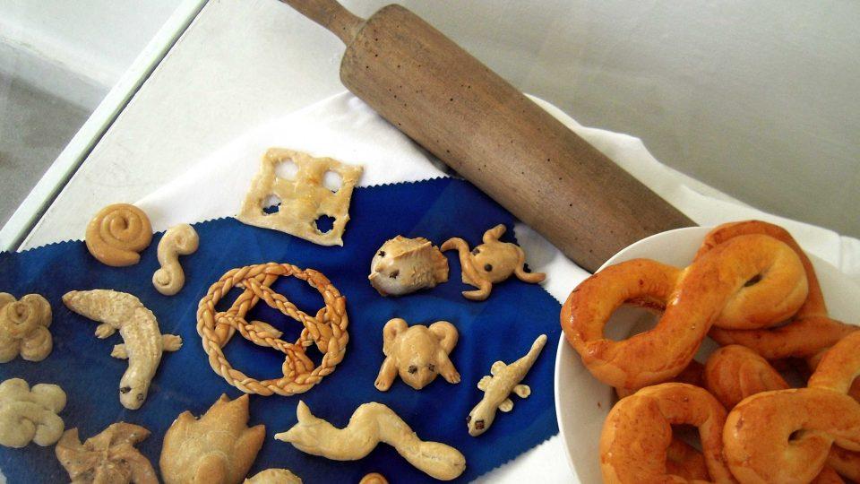 Tradiční velikonoční pečivo