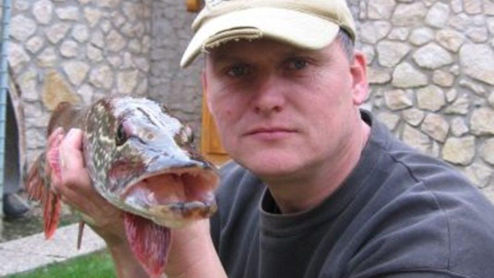 rybí úlovek, který poslala G.Šupáková