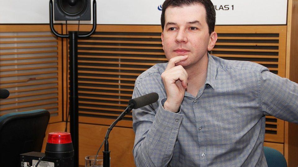 Jakub Železný přiblížil, co si moderátor hlavní zpravodajské relace České televize nemůže dovolit
