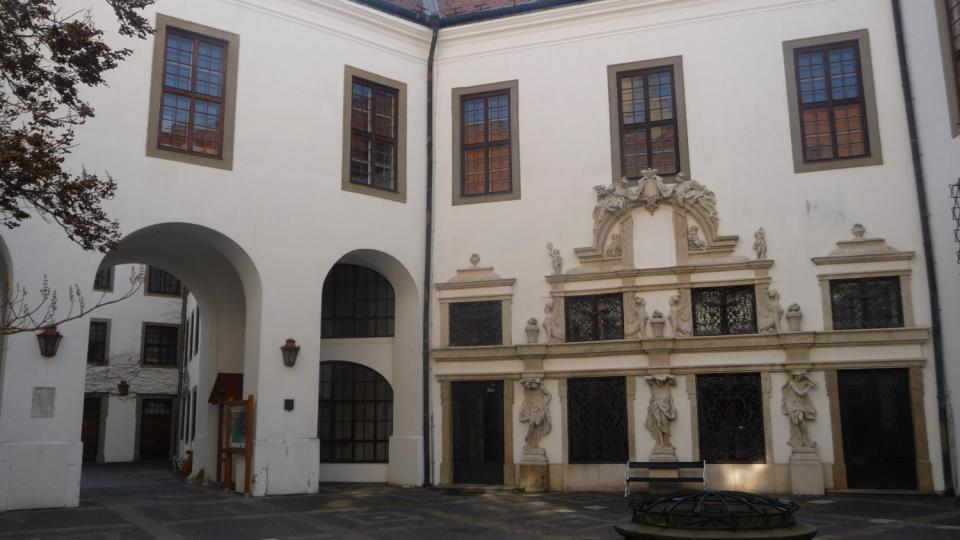 Zámek Mikulov je od 60. let 20. století sídlem Regionálního muzea
