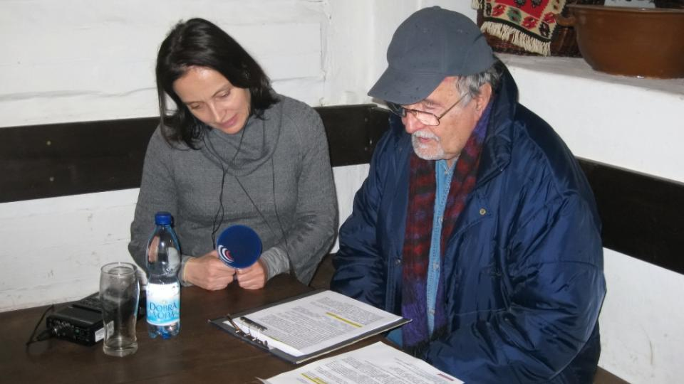 Markéta Vejvodová a Eduard Hrubeš