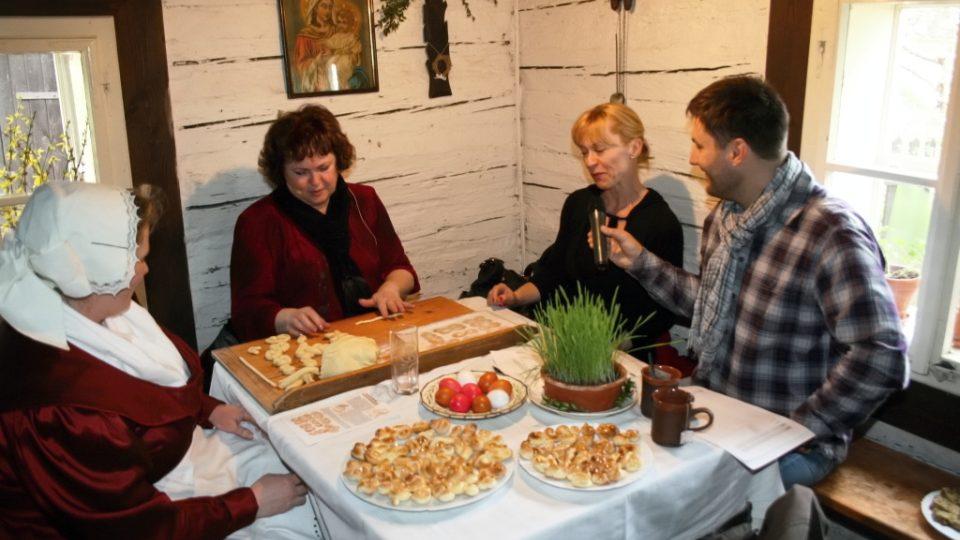 Gabriela Jiroutková, Naďa Konvalinková, Dana Batulková a Patrik Rozehnal