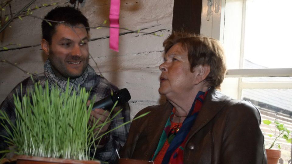 Patrik Rozehnal a Ivanka Devátá