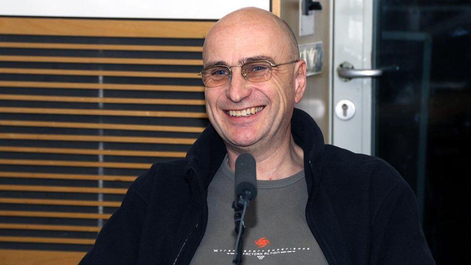 Jachtař Miloš Jahoda si oblíbil Špicberky