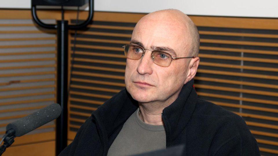 Miloš Jahoda byl hostem Radiožurnálu