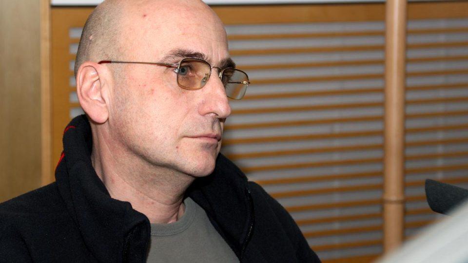 Miloš Jahoda je původním povoláním zootechnik