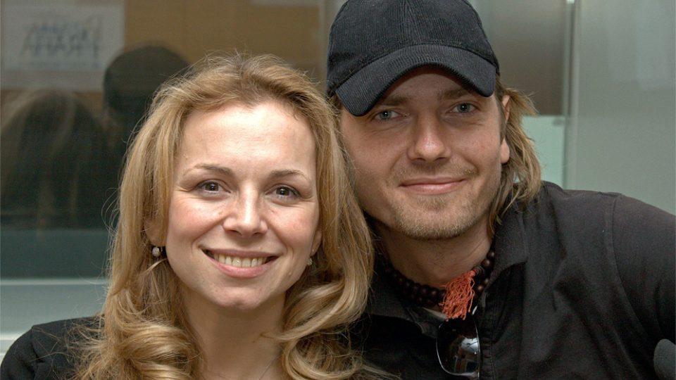 Martina Kociánová a Petr Čadek