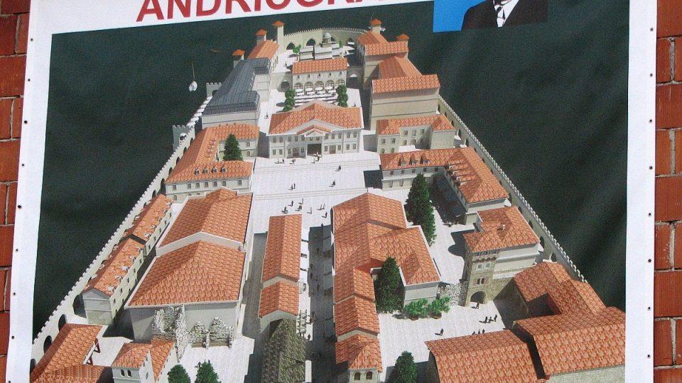 Andričgrad se má stát novým centrem kultury