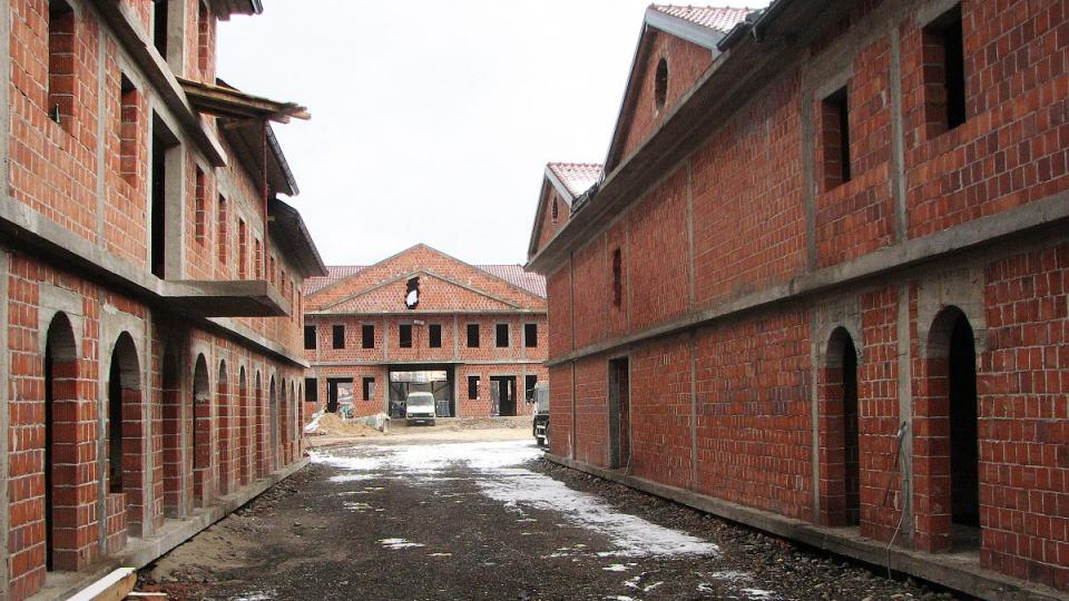 Andričgrad má být městem pro každého