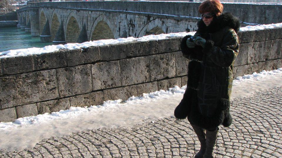 Emir Kusturica pro slavnostní otevření svého města připravuje operu Most na Drině