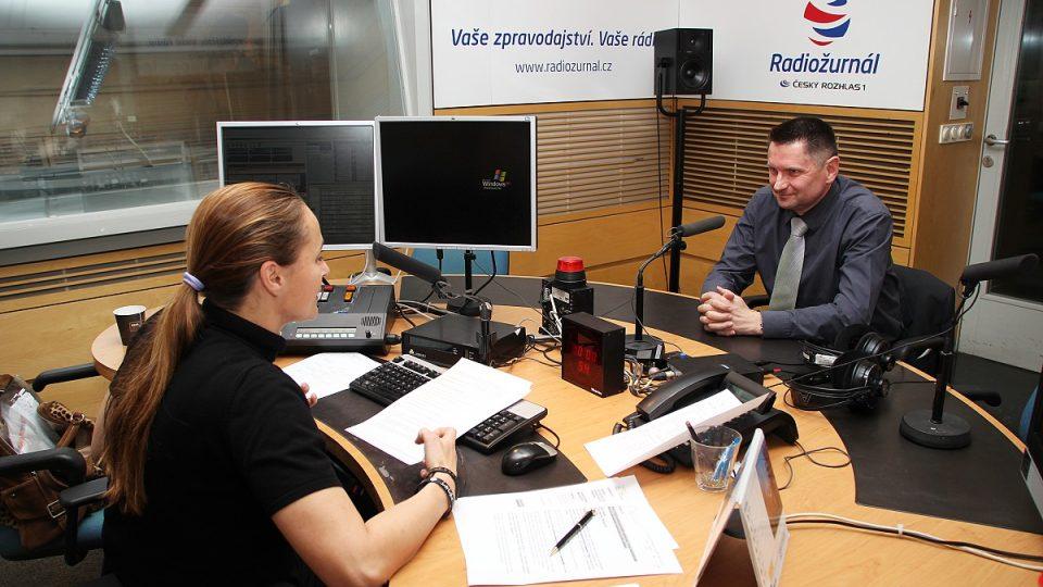 Lucie Výborná a Rudolf Zvolánek