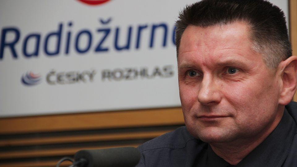 Rudolf Zvolánek hostem Radiožurnálu