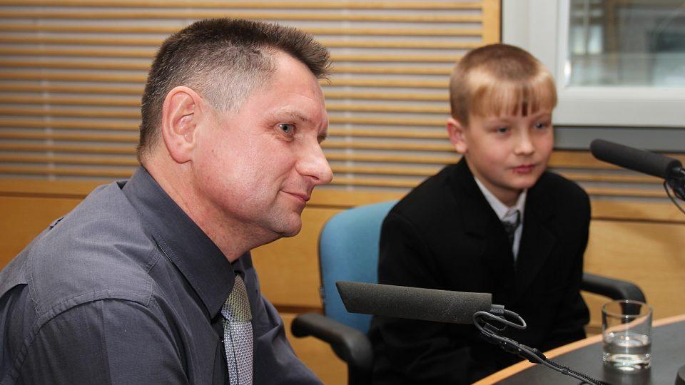 Dvě generace záchranářů: Rudolf Zvolánek a Rudolf Duraj