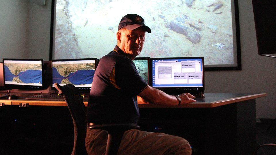 Bob Ballard si dodnes vzpomíná na okamžiky, kdy vrak slavného parníku objevil na dně oceánu