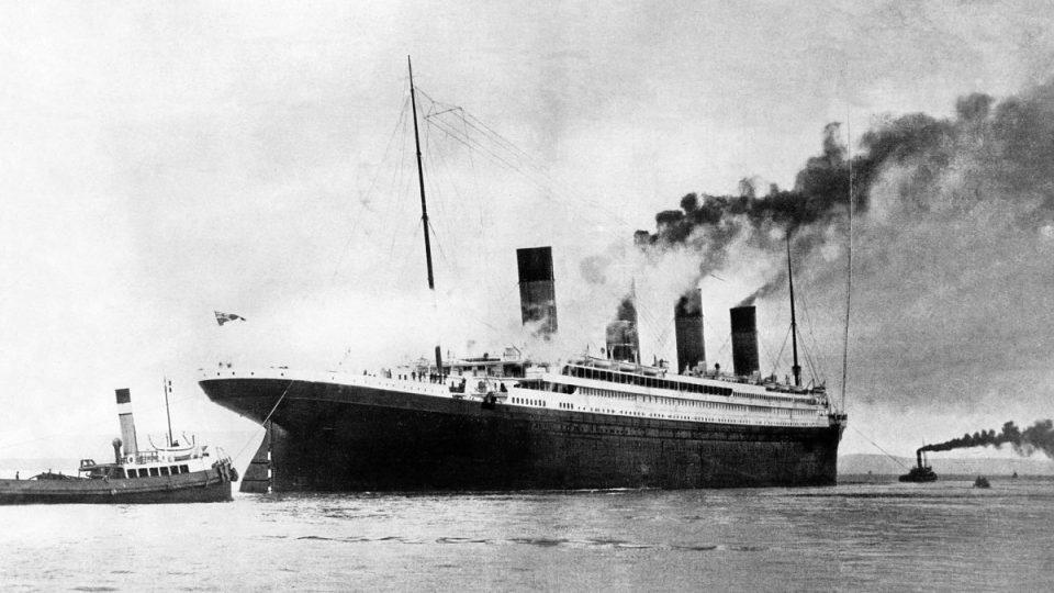 Titanik byl nazýván nepotopitelným