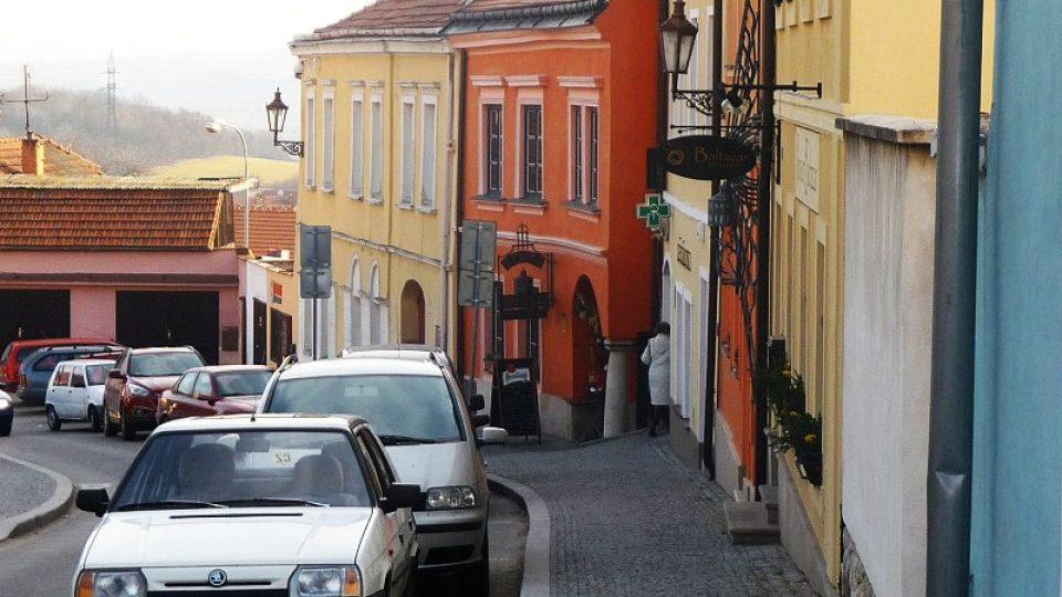 Jádrem někdejšího židovského ghetta byly dnešní ulice Husova, Alfonse Muchy a Brněnská
