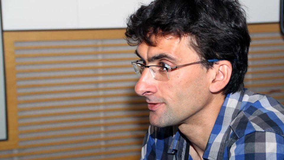 Jaroslav Martinek mluvil o stavbě nových cyklostezek