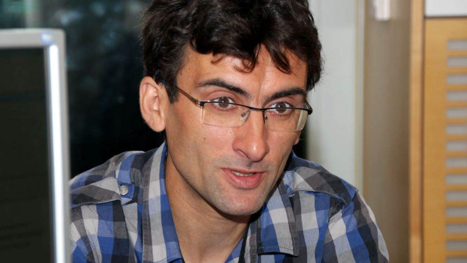 Jaroslav Martinek se přiznal, že ho už nebaví vysvětlovat přednosti cyklistiky