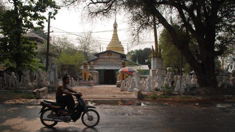 Věhlas barmského města Mandalay prý předvídal samotný Buddha