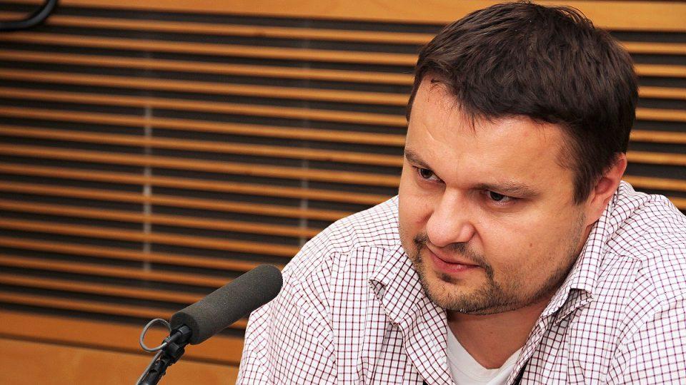 Terapeut Pavel Rataj
