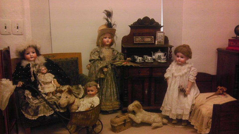 Muzeum hraček v Rychnově nad Kněžnou